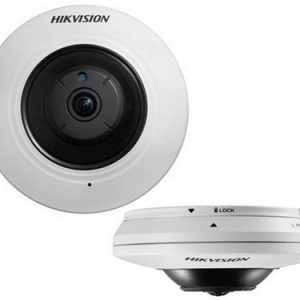 CAMERA IP FISHEYE HIKVISIONDS-2CD2942F-IWS