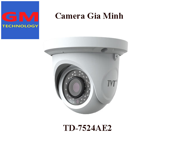 Camera AHD Dome TVT TD-7524AE2