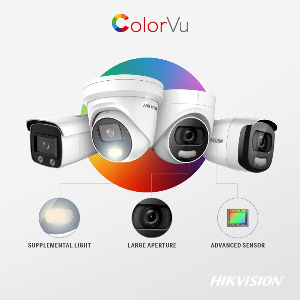 Công Nghệ Hikvision ColorVu – Camera HIKVISION